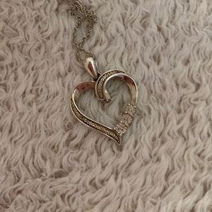 Kay Jewelers Jewelry - Kay Jewelers heart Necklace